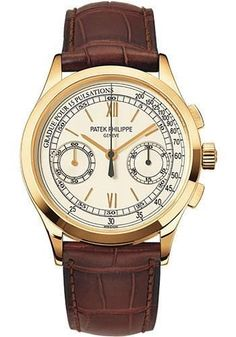 Patek Philippe - Complications Chronograph Watch 5170J-001