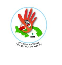 Logos de la Comisión Nacional de Control de Tabaco de Panamá