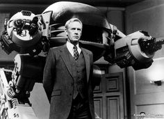 RoboCop (1987) - Ronny Cox #movie #robocop