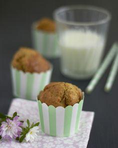 Möhre-Bananen-Muffins