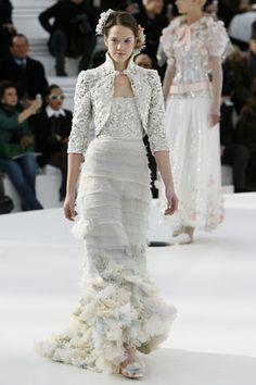 Sfilate Chanel Alta Moda Primavera-Estate 2006 - Sfilate Parigi - Moda Donna - Style.it