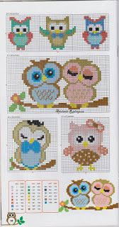 Thrilling Designing Your Own Cross Stitch Embroidery Patterns Ideas. Exhilarating Designing Your Own Cross Stitch Embroidery Patterns Ideas. Cross Stitch Owl, Cross Stitch Animals, Cross Stitch Charts, Cross Stitch Designs, Cross Stitching, Cross Stitch Embroidery, Cross Stitch Patterns, Owl Patterns, Beading Patterns