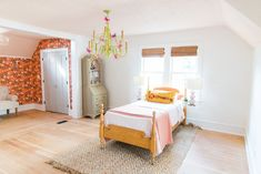 A Beautiful Girls Room On Design*Sponge