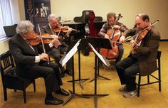 Reicha string quartet wedding