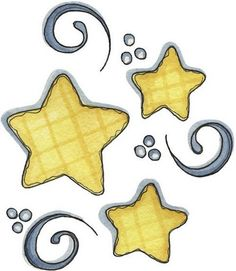 ESTRELLAS - Tita K - Picasa Web Albums Star Clipart, Cute Clipart, Baby Shower Clipart, Cute Patterns Wallpaper, Drawing Clipart, Use E Abuse, Clip Art, Chip Bags, Christmas Drawing