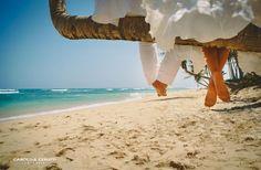 Trash the dress no Caribe | http://www.blogdocasamento.com.br/trash-dress-caribe/