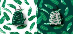 """Check out this @Behance project: """"banana leaf pattern"""" https://www.behance.net/gallery/38338257/banana-leaf-pattern"""