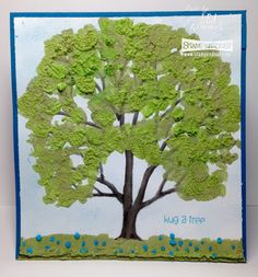 What a fun week we've been having on the Stampendous Design Team with Imagine Crafts AND new product release. Tree Canvas, I Card, Cool Art, Stencils, Positivity, Neon, Ink, Mixer, Projects