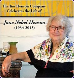 Celebrating Jane Henson