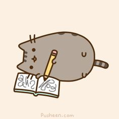 Creative Pusheen- and wow this is the one I got!!!