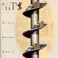 Nits - Giant Normal Dwarf (1991)