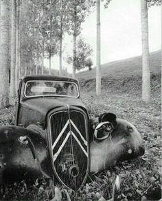 Citroen Traction Avant