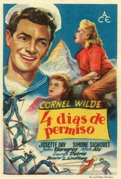 4 días de permiso (1950) tt0041939 PP