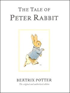 """The classic Bunny Book has always been Beatrice Potter's """"Peter Rabbit"""", still as charming today as it was when first written."""