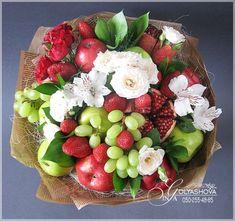 (16) Gallery.ru / Фото #129 - Букеты из овощей и фруктов - nekto1