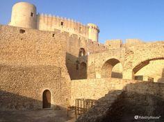 Veduta del castello di Santa Severina CROTONE Italia