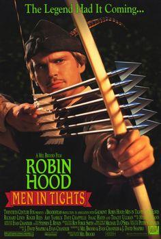 Robin Hood: Men in Tights 27x40 Movie Poster (1993)