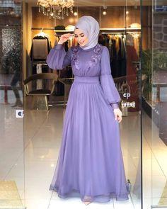Muslim Prom Dress, Hijab Prom Dress, Hijab Style Dress, Modest Fashion Hijab, Hijab Wedding Dresses, Short Bridesmaid Dresses, Dress Outfits, Fashion Outfits, Hijabi Gowns