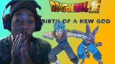 Live Reaction To DragonBall Super Animation Birth Of A New God