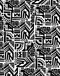 Geometric - irina muñoz clares | fashion graphics + illustration