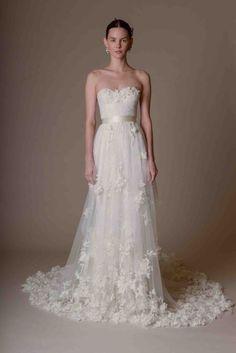 graceful Marchesa wedding dresses