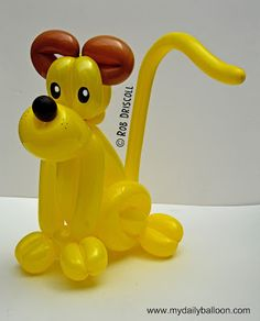 My Daily Balloon: 13th August - Ellie the Labrador