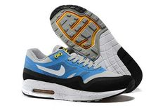 cheaper ad564 8d247 Buy New Arrival Nike Air Max Lunar 1 Mens Blue Grey Black White from  Reliable New Arrival Nike Air Max Lunar 1 Mens Blue Grey Black White  suppliers.