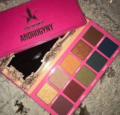 Androgyny eyeshadow palette - Jeffree Star Cosmetics
