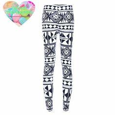 Abstract leggings ° S to XXXXL