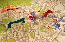 12 m², c'est la taille de la nouvelle maquette commandée par l'UCL pour représenter Louvain-la-Neuve. Un outil notamment utilisé pour les visites touristiques de la ville afin de permettre aux curieux de mieux appréhender la spécificité du site.