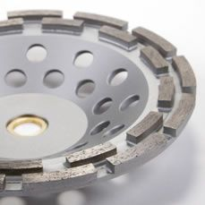 #CupGrinding Stones -   For grinding concrete and stone down, also ideal for cleaning surfaces. 22.2mm bore size, fits onto 5inch and 9inch angle grinders. We also have stocks of #Duro Diamond Cup #Grindingwheels in various sizes. UK Online Tools & Equipment http://www.rapidtoolsdirect.co.uk/category/abrasive-sanding-equipment