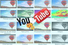 Sácale el jugo al editor de vídeos de YouTube