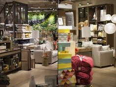Superior West Elm Home Furnishings Store By MBH Architects, Alameda California  Furniture Store