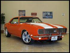 1968 Chevrolet Camaro!