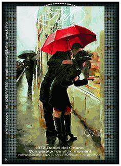 Gallery.ru / Фото #16 - *** - irina60irina Cross Stitching, Cross Stitch Embroidery, Cross Stitch Landscape, Monet, Gallery, Painting, Geisha, Ideas, Crafts