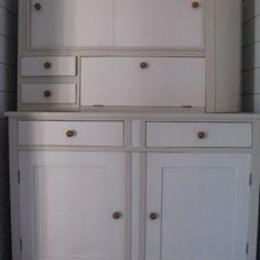 IMG_2764 Dresser, Kitchen Cabinets, Furniture, Home Decor, Powder Room, Decoration Home, Room Decor, Cabinets, Stained Dresser