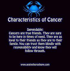 Characteristics of Cancer | Angies Horoscope