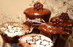 Ořechovo-grankové muffiny