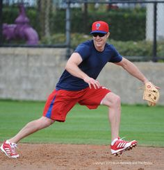Twitter / Phillies: Chase Utley #ready2go ... <3 Chase