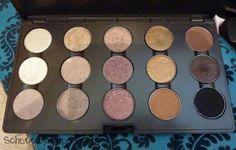 Love my Mac eyeshadow palettes