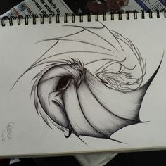 A work in progress Yin Yang dragon tattoo for a friend. Finished the white dragon... Now to start the black dragon