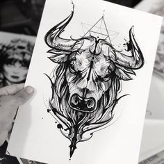 Tattoos And Body Art tattoo convention Ox Tattoo, Tattoo Tribal, Stag Tattoo, Knee Tattoo, Dad Tattoos, Tattoo Drawings, Body Art Tattoos, Small Tattoos, Tattoos For Guys