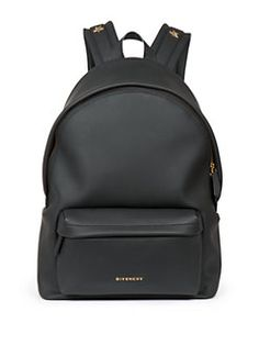 Givenchy - Small Faux-Leather Backpack