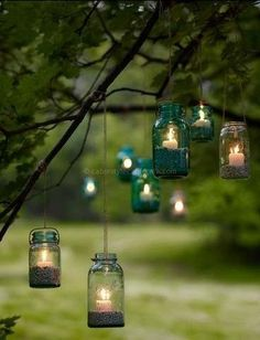 Back to Basics: Using Solar Lighting To Liven Up Your Garden | Cabin Style