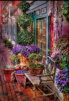 King Street, Alexandria, Virginia