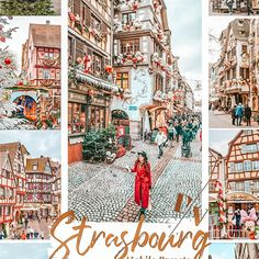 FREE TRAVEL - MOBILE PRESETS - La Dolce Vita Architecture Old, Strasbourg, Free Travel, Look Alike, Lightroom Presets, Instagram Feed, To Go, Old Things, Romantic