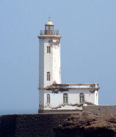 Cape Verde - Farol do Praia, Santiago, April 2010  anonymous Wikimedia Creative Commons photo
