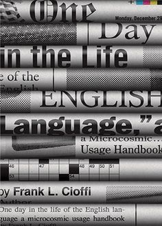 Chris Ferrante: One Day in the Life of the English Language: A Microcosmic Usage Handbook