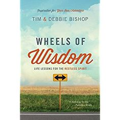 #BookReview of #WheelsofWisdom from #ReadersFavorite - https://readersfavorite.com/book-review/wheels-of-wisdom  Reviewed by Ruffina Oserio for Readers' Favorite  Wheels of Wisdom: Life Lessons for the Restless Spirit by Tim and Debbie Bishop is an inspirational book that captures the journey of two incredible people in fifty-two chapters as they journey across the country on bicycle, a book that is rich with insight and lessons for life. First off, this book takes the concept of the road as