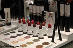 maquillage bio miss w : enfin du bio et des emballages girly